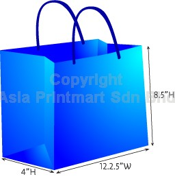 Print Exhibition Paper Bags Gift