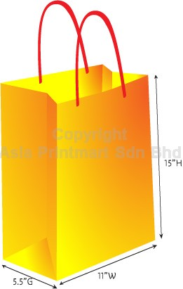 Paper Bags Suppliers, Shopping Bag Printing Malaysia, KL Print ...